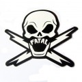 Sticker FATAL logo