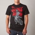 Tee shirt FOX RACING - Re Eye Why Superior Black 2014