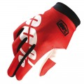 Gants 100% - ITrack Fire Red