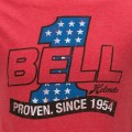 Tee shirt BELL - Moto 1 Red
