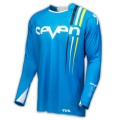 Maillot SEVEN - Rival Flow Cyan / Navy