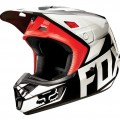 Casque FOX RACING V2 Race Black 2015