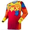 Maillot FOX RACING - 180° IMPERIAL Red / Yellow 2015