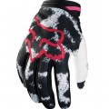 Gants FOX RACING (FEMME) - DIRTPAW Black / Pink 2015