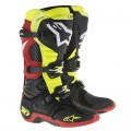 Bottes ALPINESTARS Tech 10 Red / Yellow