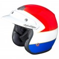 Casque TROY LEE DESIGNS - Open Face - Wing Red / Blue 2015