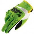 Gants 100 % Airmatic Lime / Green