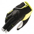 Gants 100 % Simi Black / Lime