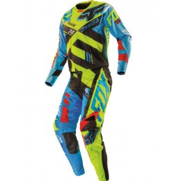 Tenue FOX RACING 360 DIVIZION Blue / Yellow 2016