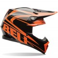 Casque BELL MOTO-9 Tracker Orange