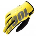 Gants 100 % Brisker Cold Weather Yellow