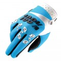 Gants 100 % Airmatic Blue