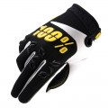 Gants 100 % Airmatic Black / Yellow