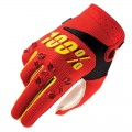 Gants 100 % Airmatic Red