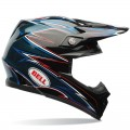Casque BELL MOTO-9 Airtrix Shards