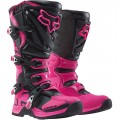 Bottes FOX RACING Comp 5 Black / Pink 2016