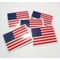 Pack de 5 Stickers USA