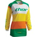 Maillot THOR (FEMME) Phase Bonnie Green / Yellow 2016