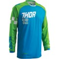 Maillot THOR (ENFANT) Phase Ramble Blue / Green 2016