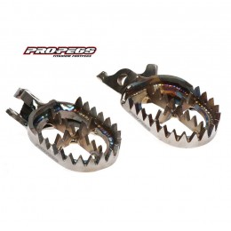 Repose pieds ProPegs MX Titane - CRF 250 04/16