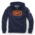 Sweatshirt 100 % Syndicate Navy Heather