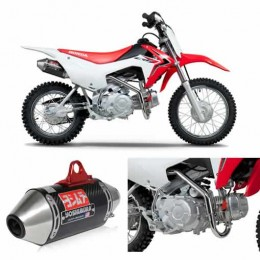 Echappement YOSHIMURA - TRS Mini Comp RS 2 - CRF 110F (2013/18)