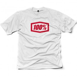 Tee shirt 100 % Essential White