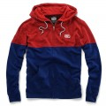 Sweatshirt 100 % Arvius Navy / Red