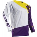 Maillot THOR Fuse Air Pinin White / Purple 2017