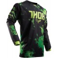 Maillot THOR (ENFANT) Pulse TyDy Lime / Black 2017