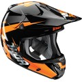Casque THOR Verge Rebound Flo Orange / Black 2017