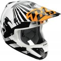 Casque THOR Verge Dazz Flo Orange / White 2017