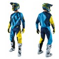 Tenue TROY LEE DESIGNS - GP Quest Bleu / Jaune 2017