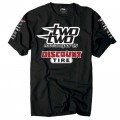 Tee Shirt FACTORY EFFEX Two Two Team Black