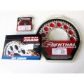 Kit chaine RENTHAL - CRF 250R (2011/16)