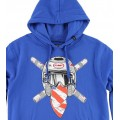 Sweatshirt FMF Ronnie Raider Blue