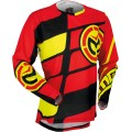 Maillot MOOSE RACING M1 Red / Yellow / Black 2017
