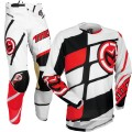 Tenue MOOSE RACING M1 Red / Black 2017