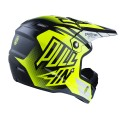 Casque PULL IN Race Noir / Jaune 2017