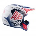 Casque PULL IN Race Bleu / Blanc / Rouge 2017