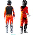 Tenue SEVEN Rival Fuse Orange Fluo / Noir
