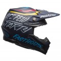 Casque BELL MOTO-9 Carbon Flex Day In The Dirt Blue