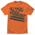 Tee Shirt TROY LEE DESIGNS (ENFANT) Boost Orange