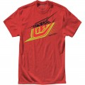 Tee Shirt TROY LEE DESIGNS (ENFANT) Slice Rouge