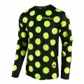 Maillot TROY LEE DESIGNS GP Air Polka  Noir Jaune Fluo2018