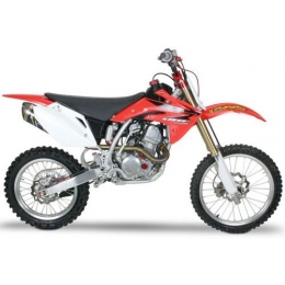 Ligne TWO BROTHERS RACING M 7 - CRF 150 R 07/10