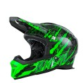 Casque O'NEAL Vélo Fury Fidlock RL Mercury Black Green
