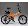 Vélo électrique pliant FLYING CAT Wynd Orange