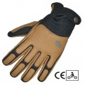 Gants RIDE & SONS Lord Denim / Leather