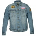 Veste RIDE & SONS Everglades Denim Jacket Indigo Used